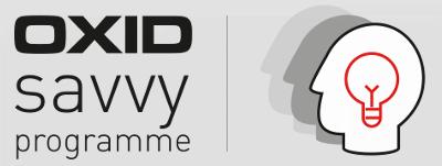 OXID savvy Programm